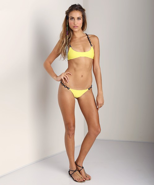 Mandalynn Avery Bottom Mellow Yellow