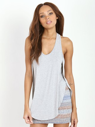 Joah Brown Live in Slouchy Tank Grey
