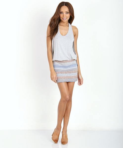 14777c96a11d Joah Brown Live in Slouchy Tank Grey 101TT - Free Shipping at Largo Drive