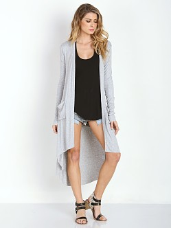 Joah Brown Soleil Cardigan Grey