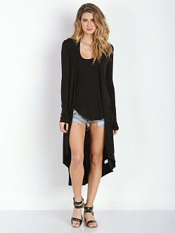 Joah Brown Soleil Cardigan Black