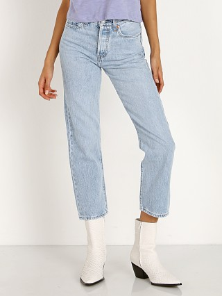Complete the look: Levi's Wedgie Straight Montgomery Baked