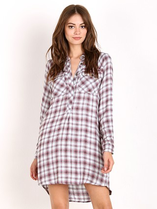 Ash & Ember Catalina Shirt Dress Roger