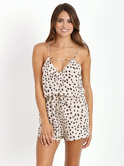 Lonely Rouleau Strap Teddy Nude Dot