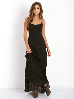 Indah ZERA Maxi Dress Black