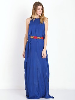 Indah TWIGA Friendship Belt Maxi Blue