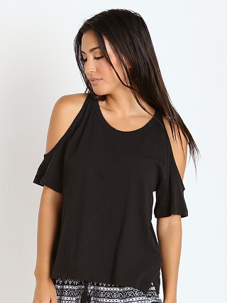 LNA Clothing Ella Tee Black