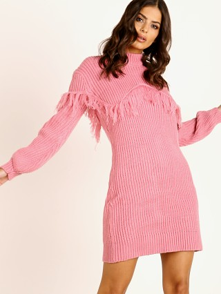 Rue Stiic Colt Knit Dress Pink