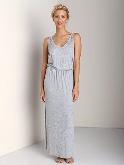Nation LTD Cape Coral Dress Heather Grey