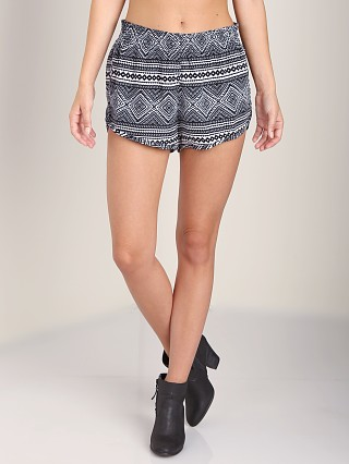 Show Me Your Mumu Simmons Short Diamond Black