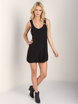Show Me Your Mumu Bentley Romper Black