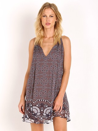 The Jetset Diaries La Cucaracha Dress Print