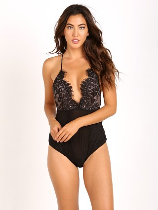 The Jetset Diaries Dulce Bodysuit Black