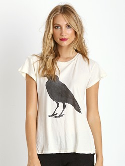 WILDFOX The Raven Desert Crew Vintage Lace