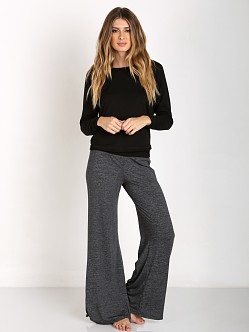 Beyond Yoga Ankle-Tie Pant Heather Gray