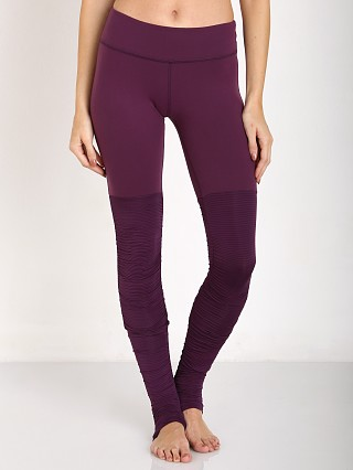 Beyond Yoga Leg Warmer Legging Imperial Violet