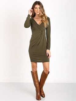 The Jetset Diaries Kendall Dress Green