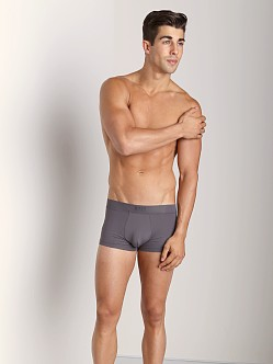 Hugo Boss Energy Microfiber Boxer Grey