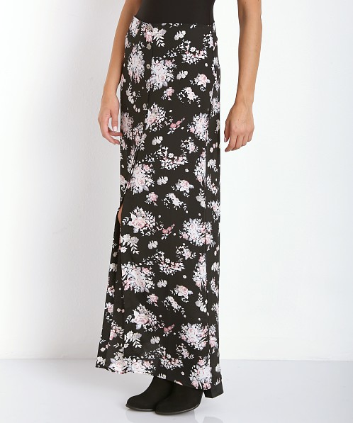 Stillwater The Button Front Maxi Skirt Charlotte