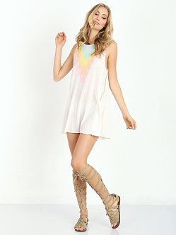WILDFOX Native Cassidy Dress Vintage Lace
