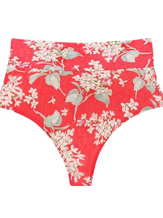 Complete the look: Montce High Rise Bikini Bottom Vintage Floral
