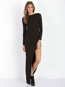 Lovers + Friends Lasting Impressions Dress Black