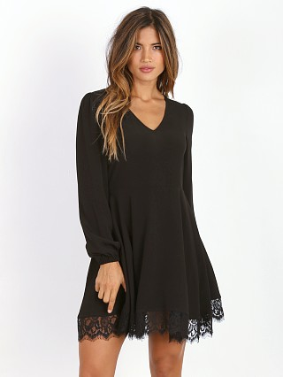 Lovers + Friends Shimmy Dress Black
