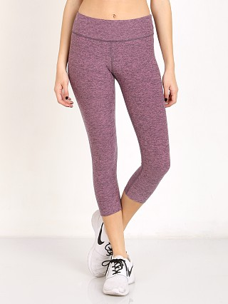 Beyond Yoga Spacedye Capri Legging Steel/Desert Rose