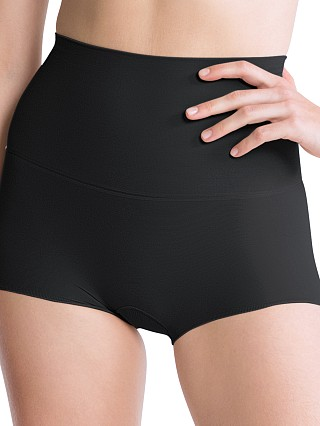 SPANX Power Series Power Shorty Black