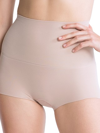 SPANX Power Series Power Shorty Natural