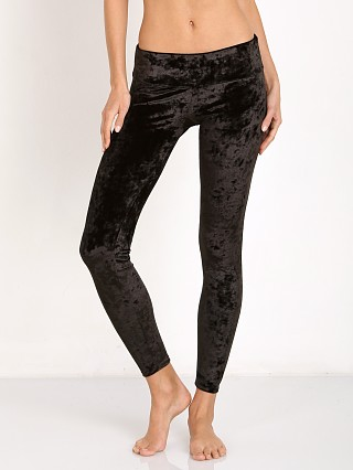 Onzie Long Legging Black Velvet