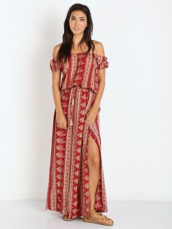 Faithfull the Brand Malibu Maxi Lululemons