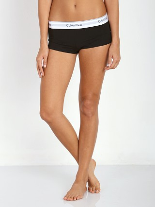 Complete the look: Calvin Klein Modern Cotton Short Black