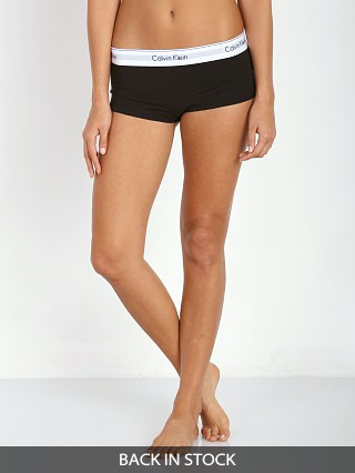 Calvin Klein Modern Cotton Short Black