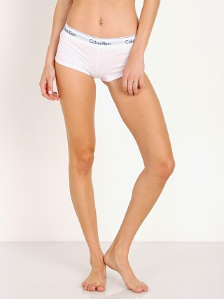 Calvin Klein Modern Cotton Short White