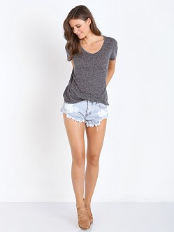 Stillwater The Seams Tee Charcoal