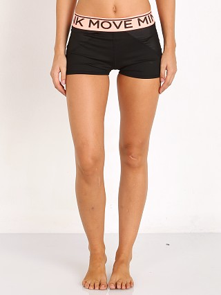 MinkPink Time to Move Hot Pant Black/Neon