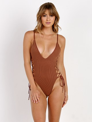 Blue Life Mermaid One Piece Bronze