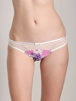 Emporio Armani Spring Flowers Brazilian Brief Ghiaccio Ice