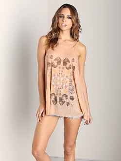 WILDFOX Treasure Shipwrecked Tank Cork