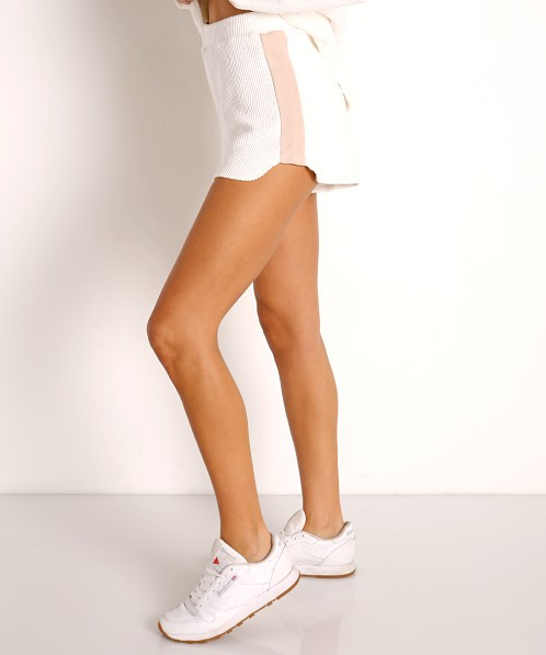 L Space Off Duty Short Cream
