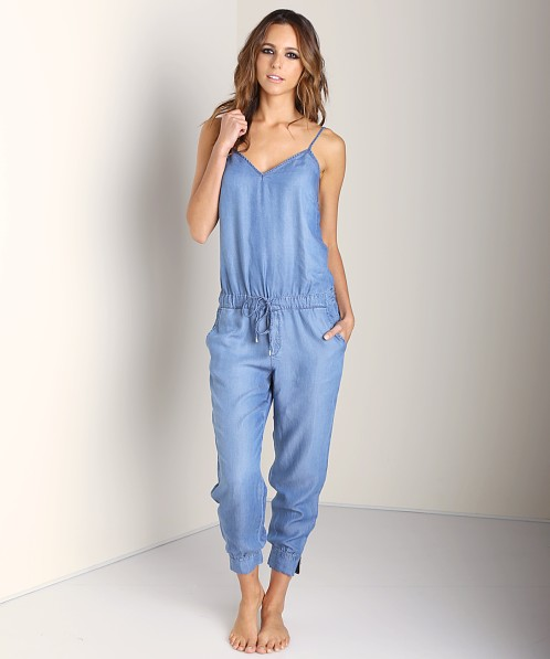 Splendid Jumpsuit Chambray