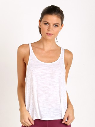 alo Twist Tank White