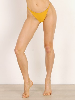 Storm Swim Capri Bottom Mustard