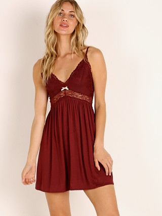 You may also like: Eberjey Colette Mademoiselle Chemise Port