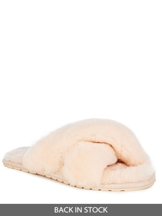 EMU Australia Mayberry Slipper Natural