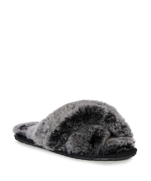 EMU Australia Mayberry Frost Slipper Black