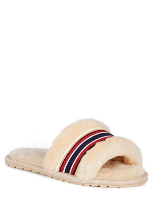 Complete the look: EMU Australia Wrenlette Slipper Natural