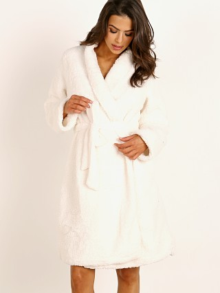Complete the look: Eberjey Alpine Chic Sherpa Robe Ivory