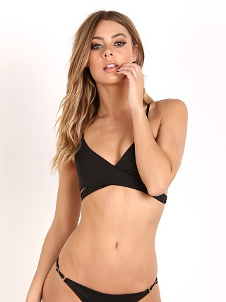 Complete the look: L Space Rocky Bikini Top Black